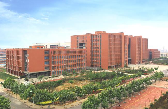 郑州轻工业学院综合教学楼、实验楼
