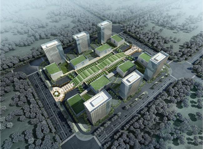 中原金融产业园