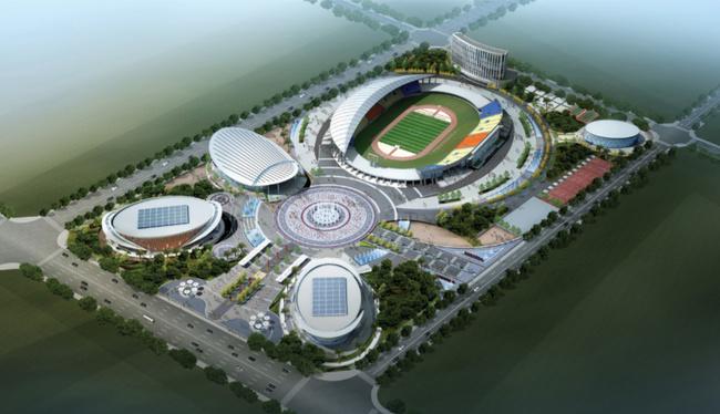 汝州市体育中心