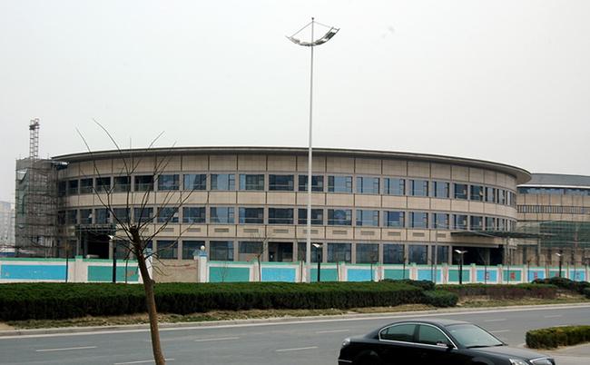 郑州世界客属文化中心