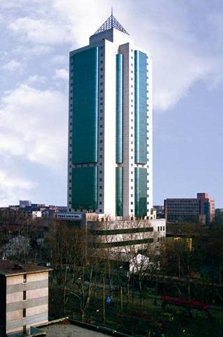 中国银行洛阳金融中心大厦