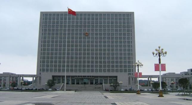 信阳市人民政府办公楼