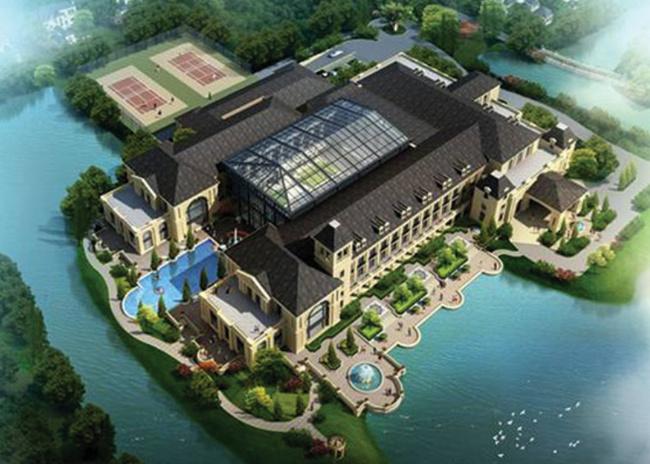 锦江玫瑰园项目