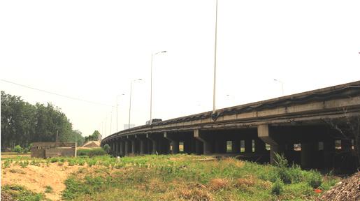 贾鲁河大桥